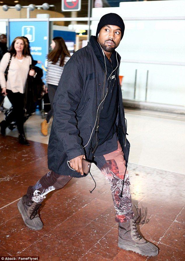 Kanye beanie