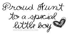 Love My Nephew Just Because Aunt Nephew Quotes Niece Quotes