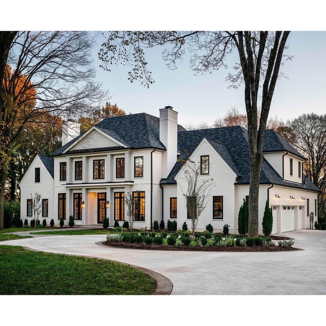 This Is Exactly What I D Like A Home At The Lake To Look Like Incredible New Home Design Ideas With Lake Houses Exterior Lake House Plans House Exterior