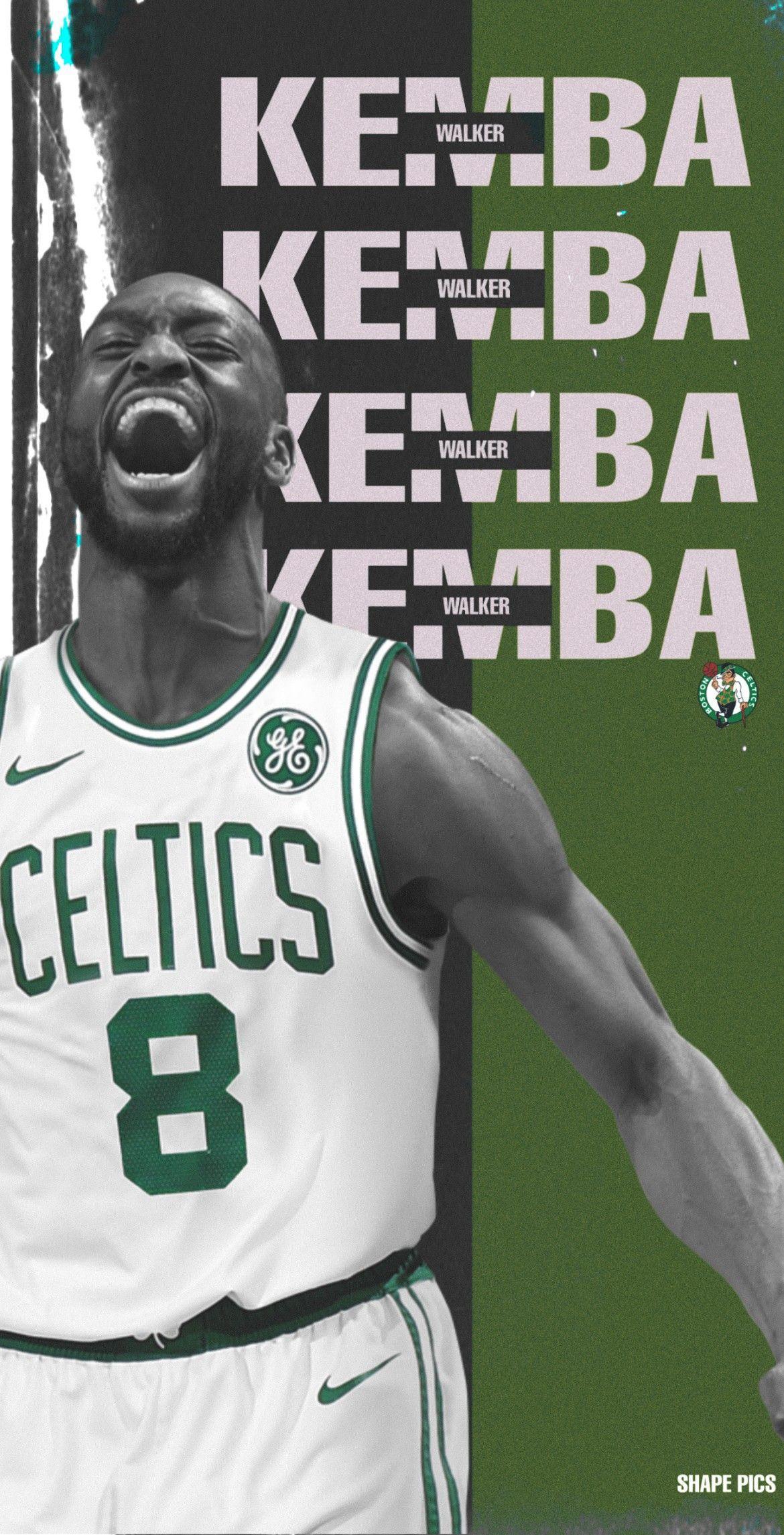 Pin By Aldo 07 On Nba Kobe Bryant Wallpaper Kemba Walker Boston Celtics
