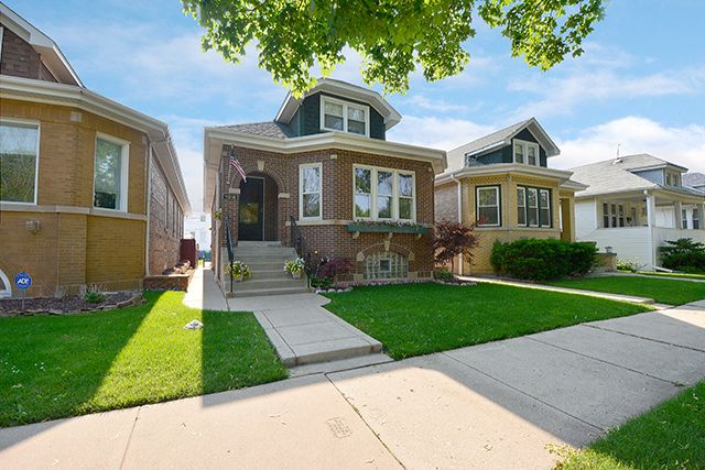 Chicago Bungalow Rehab For Sale In 60634: Pin By Helen Oliveri Real Estate On SOLD
