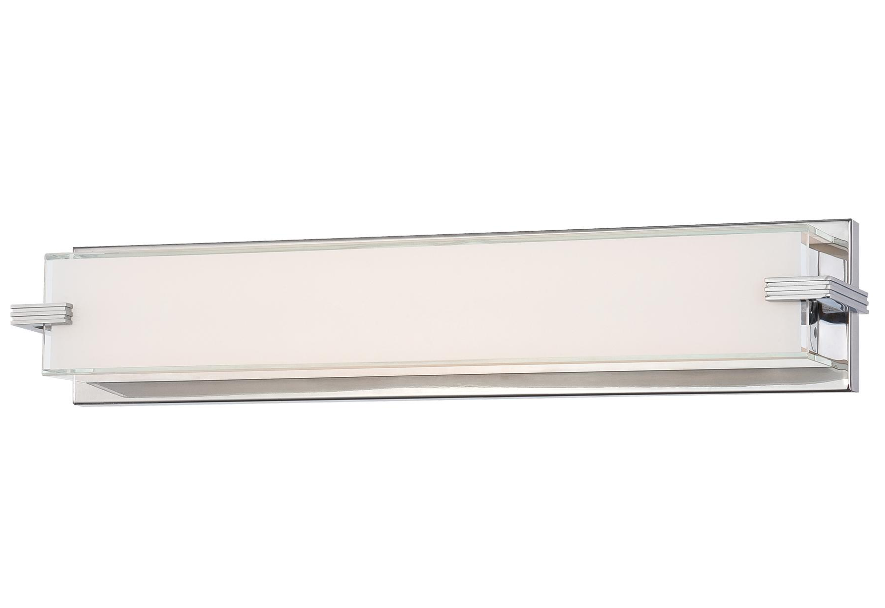 Cubism Led Linear Bathroom Vanity Light By George Kovacs P5219 077 L Lighting Bathroom Vanity Lighting Vanity Lighting Under Cabinet Lighting
