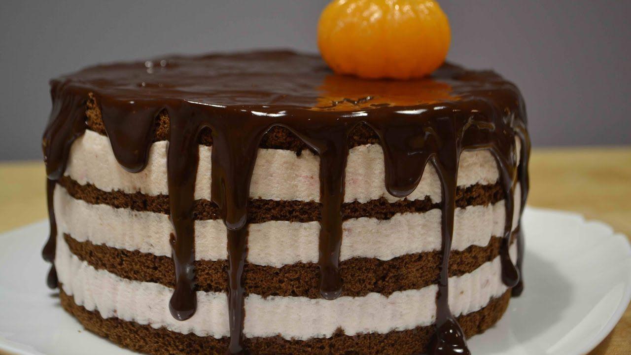 Торт шоколадно ореховый — парад рецептов
