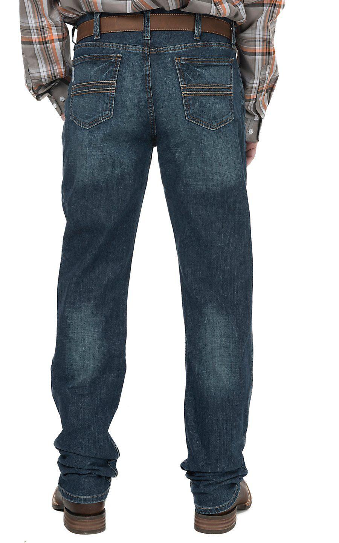 c52f2cc3 Cinch Mens Slim Fit Silver Label Jeans - Dark Stonewash | Products | Dark  jeans, Slim jeans, Jeans