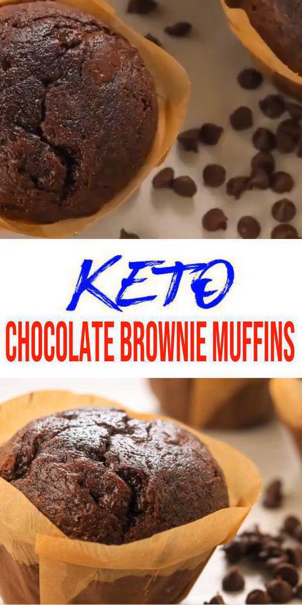 Photo of BESTE Keto Muffins! Low Carb Chocolate Brownie Muffin Idee – Schnell und einfach Ketogene Diät Rezept – Vollständig Keto-freundlich