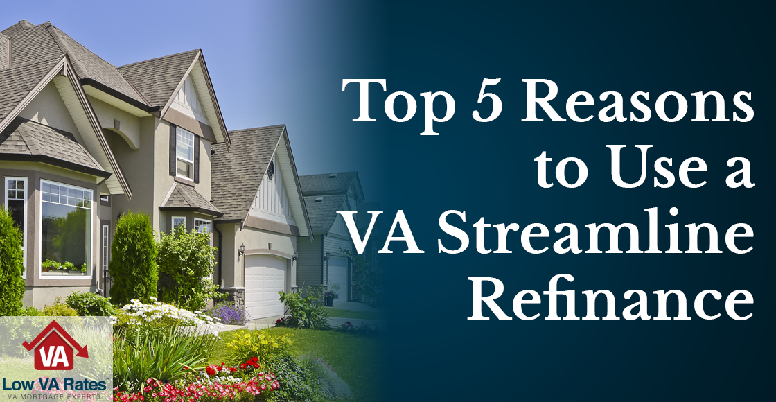 There S A Reason That The Va Streamline Refinance Or Irrrl Is The Most Popular Home Loan For Veterans Whe Home Improvement Loans Home Loans Remodeling Loans