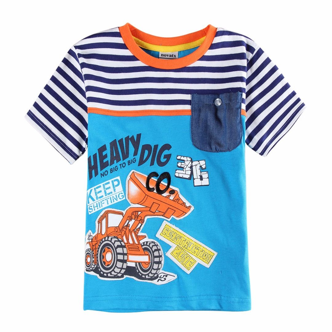 Just Keep Digging Tee, 40% discount @ PatPat Mom Baby Shopping App