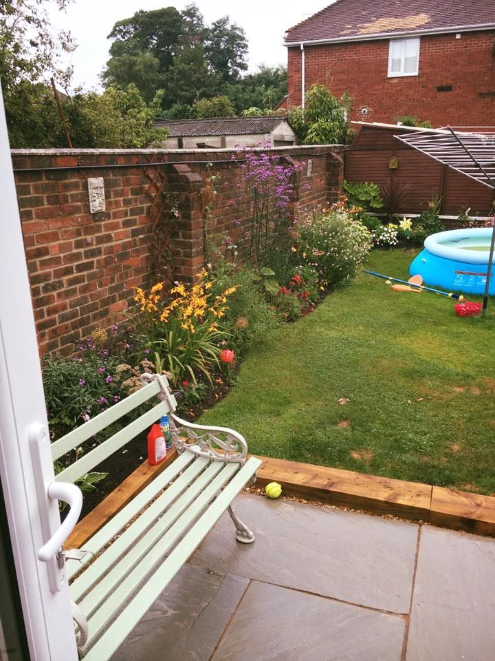 pin by david domoney on inspiring garden designs garden on porch swing ideas inspiration id=53667