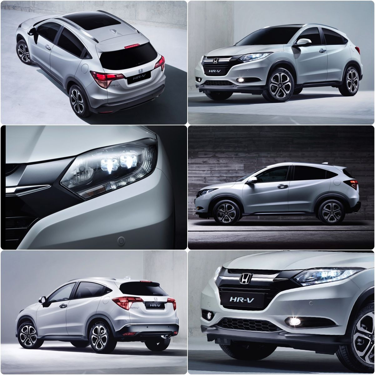 AllNew Honda HRV, Classy and Fuel Efficient. Another