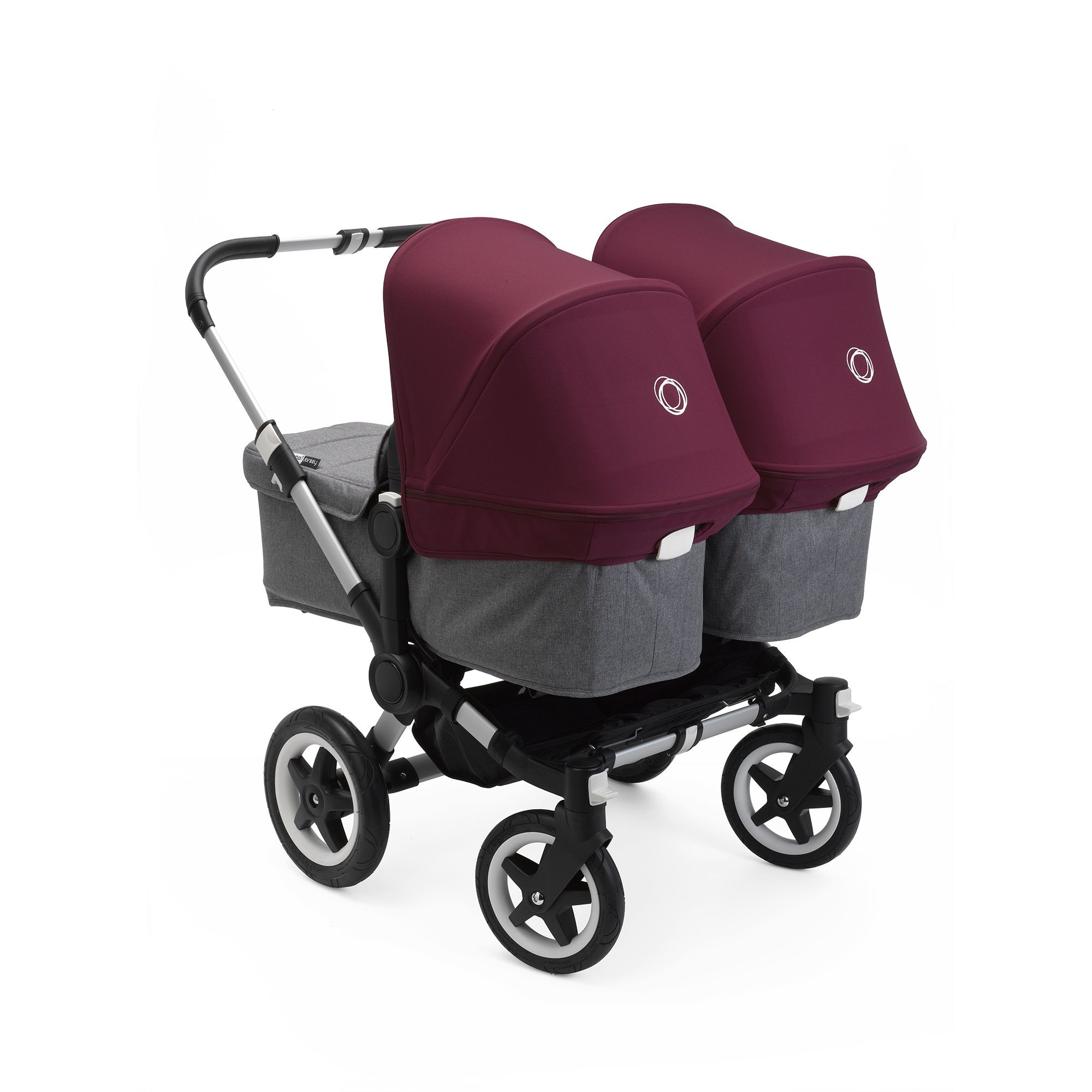 Britax Duo Twin Dolls Buggy Hot Pink Find Out About The Features Of The Side By Side Bugaboo