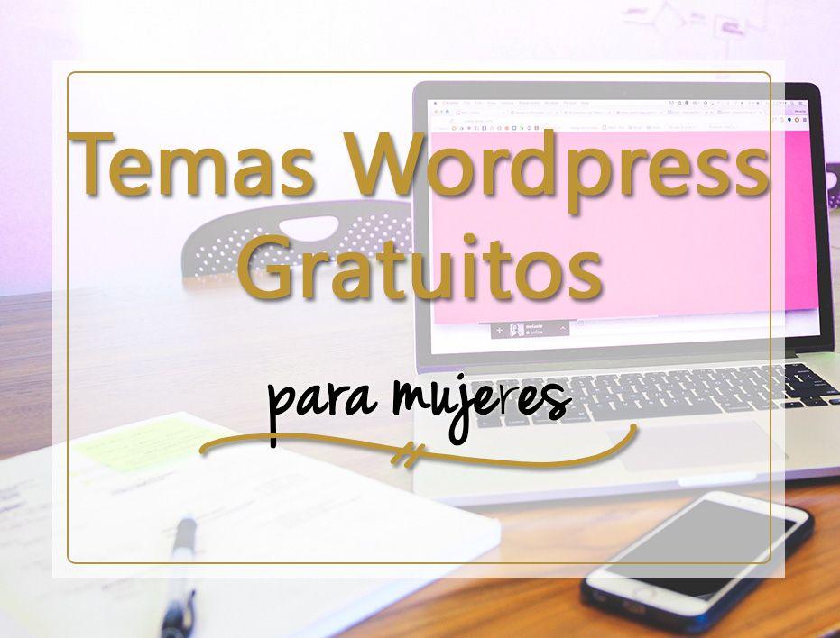Top 5 Temas Wordpress Gratuitos Para Mujeres | La tema, El mundo de ...
