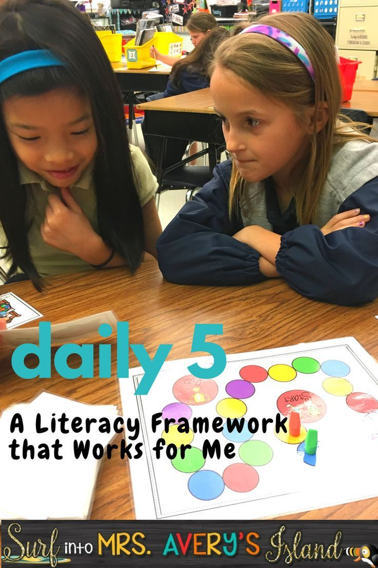 The Daily 5 has been a game changer with my 2nd graders!  As a classroom teacher for over 20 years, I've never experienced the ease of providing differentiated instruction for all students at the same time until I started using The Daily 5...not to mention, have I seen the reading growth like I have with my 2nd graders!  Teachers, click here to discover how you can easily implement The Daily 5 literacy framework in your classroom!