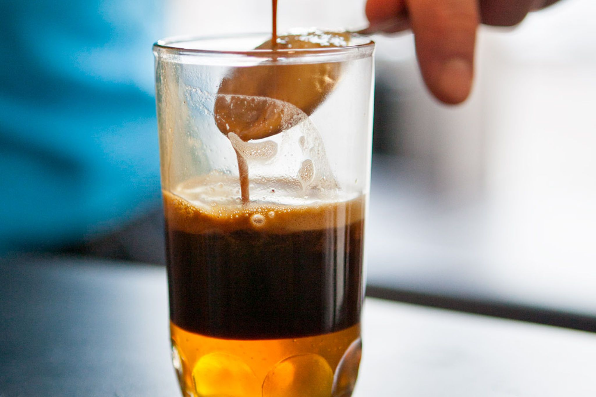 Signature Coffee Drink Recipes From Allegro Baristas The Honey Shot