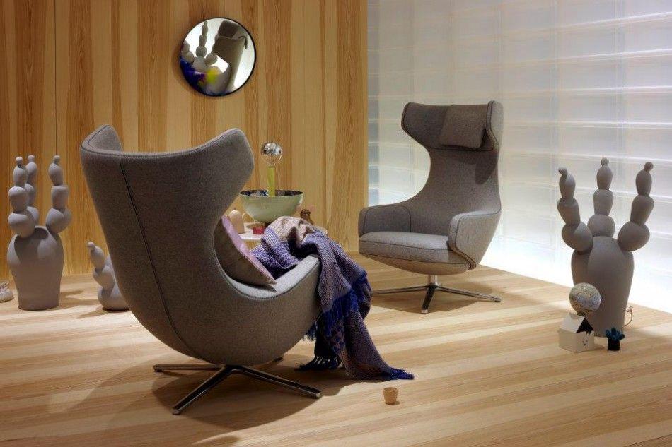 Poltrona Grand Repos Vitra.Grand Repos Vitra Chair Furniture Milan Furniture