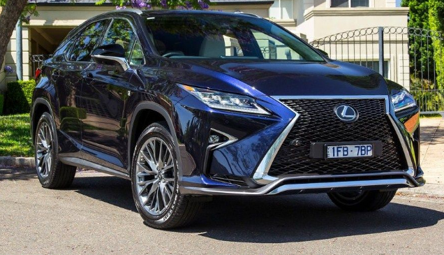 2020 Lexus Rx Hybrid Changes Rumors Specs Lexus Rx Hybrid Must Arrive As The New Company From Lexus Rx Hybrid Despite The Fact That Thi Auto De Lujo Autos