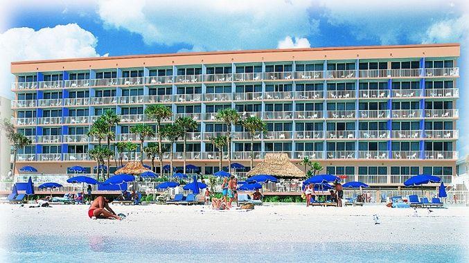 Doubletree Beach Resort By Hilton Hotel Tampa Bay North Redington Beachfront Summer Getaways Pinterest Resorts And