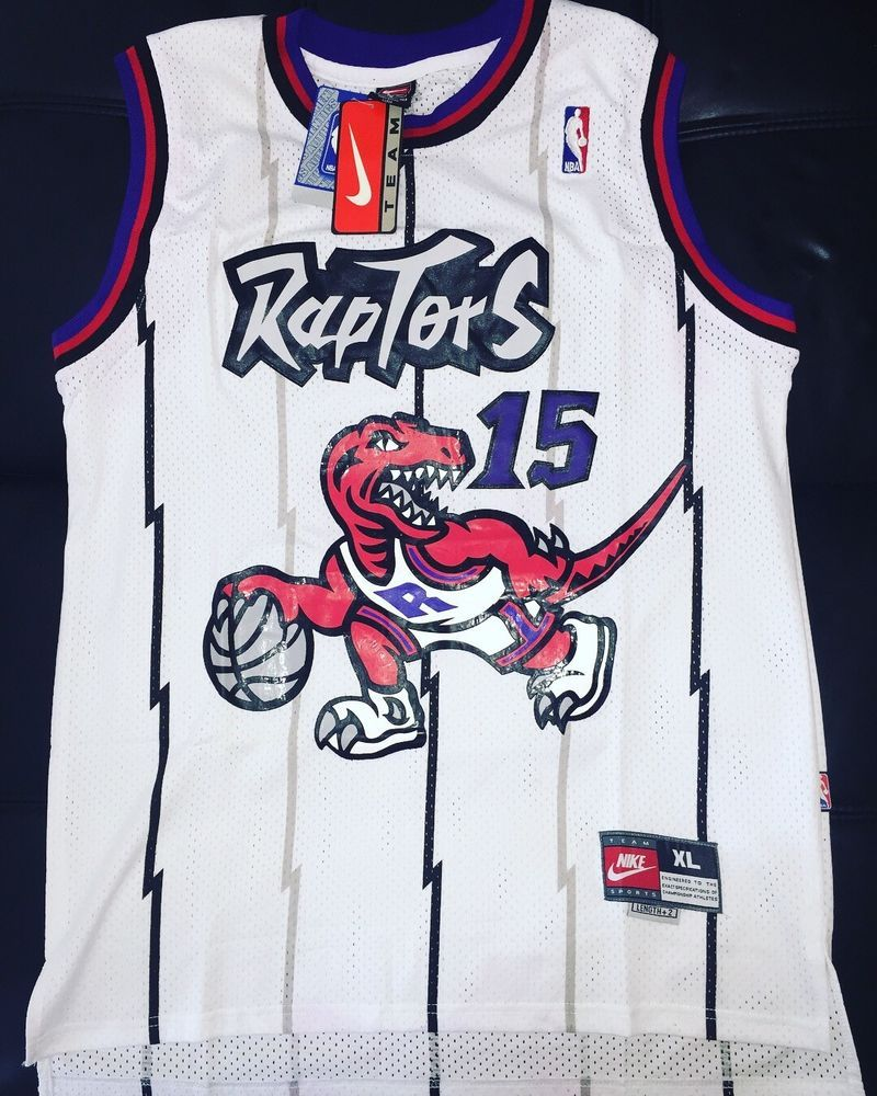 best service 124e4 aae58 Vince Carter Toronto Raptors Jersey #fashion #clothing ...