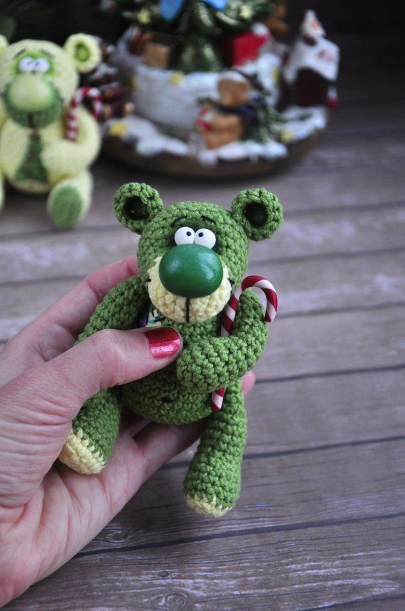 Bear free amigurumi crochet pattern for babies | Ayıcık, Bebekler ... | 858x570