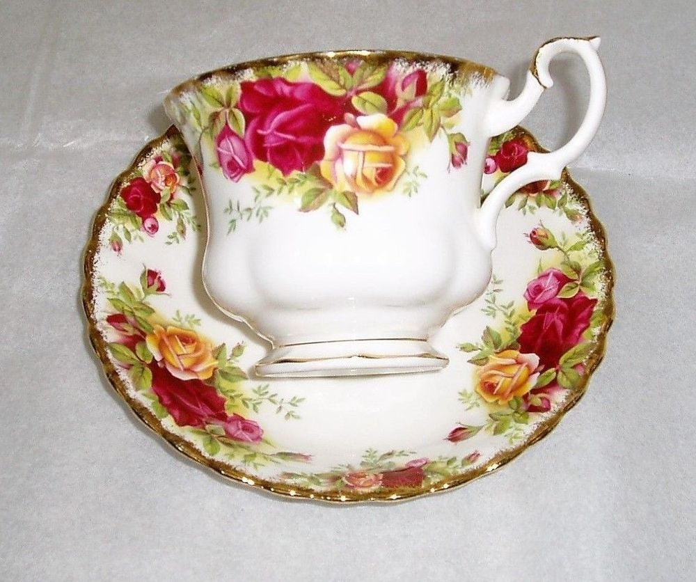 Rose Pattern China Custom Inspiration