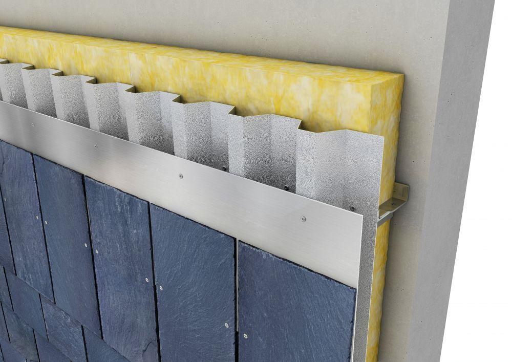 rathscheck schiefer schiefer auf aluminium bauko slate facade cladding