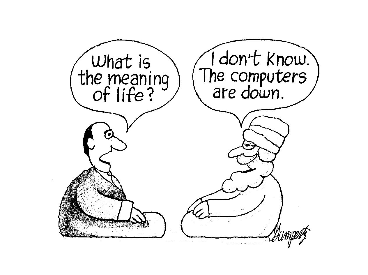 Funny Friday: Cartoons About Life