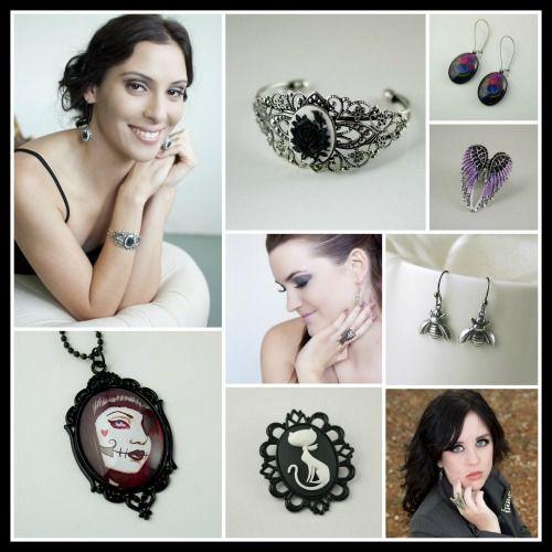 Dark Angel Jewellery