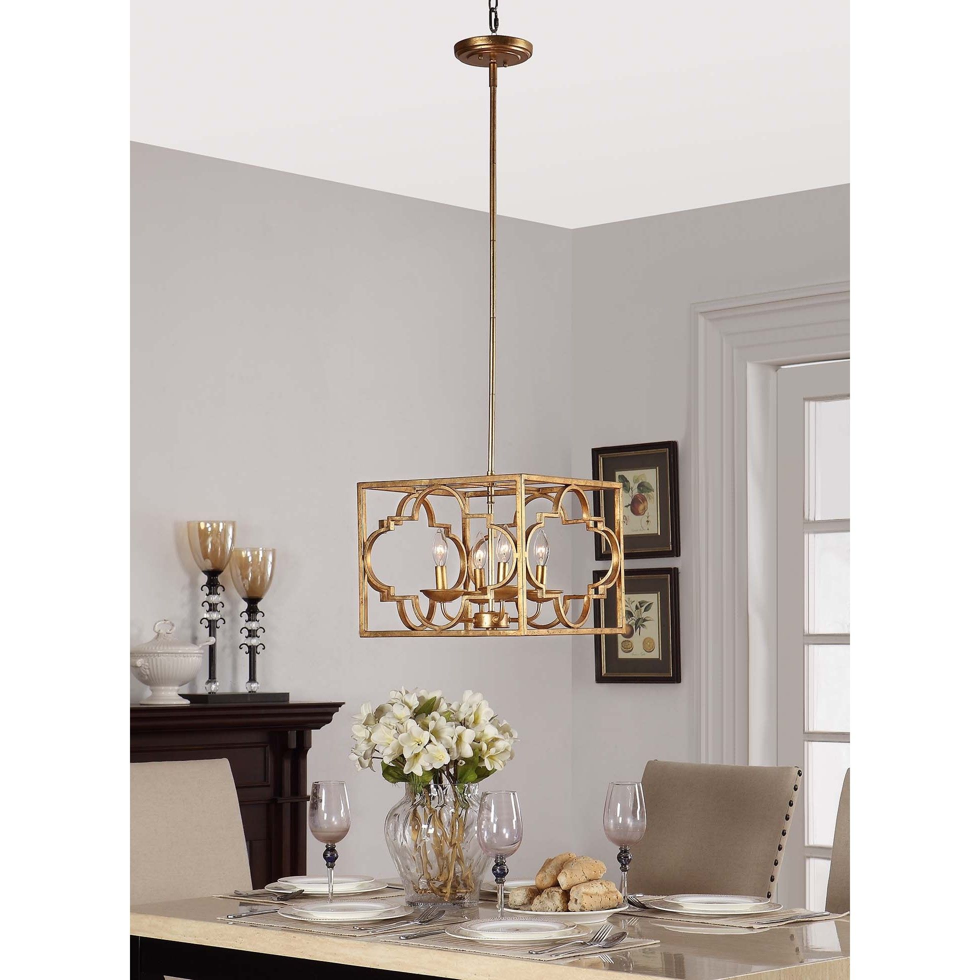 Create a distinguished and refined atmosphere in your dining room ...