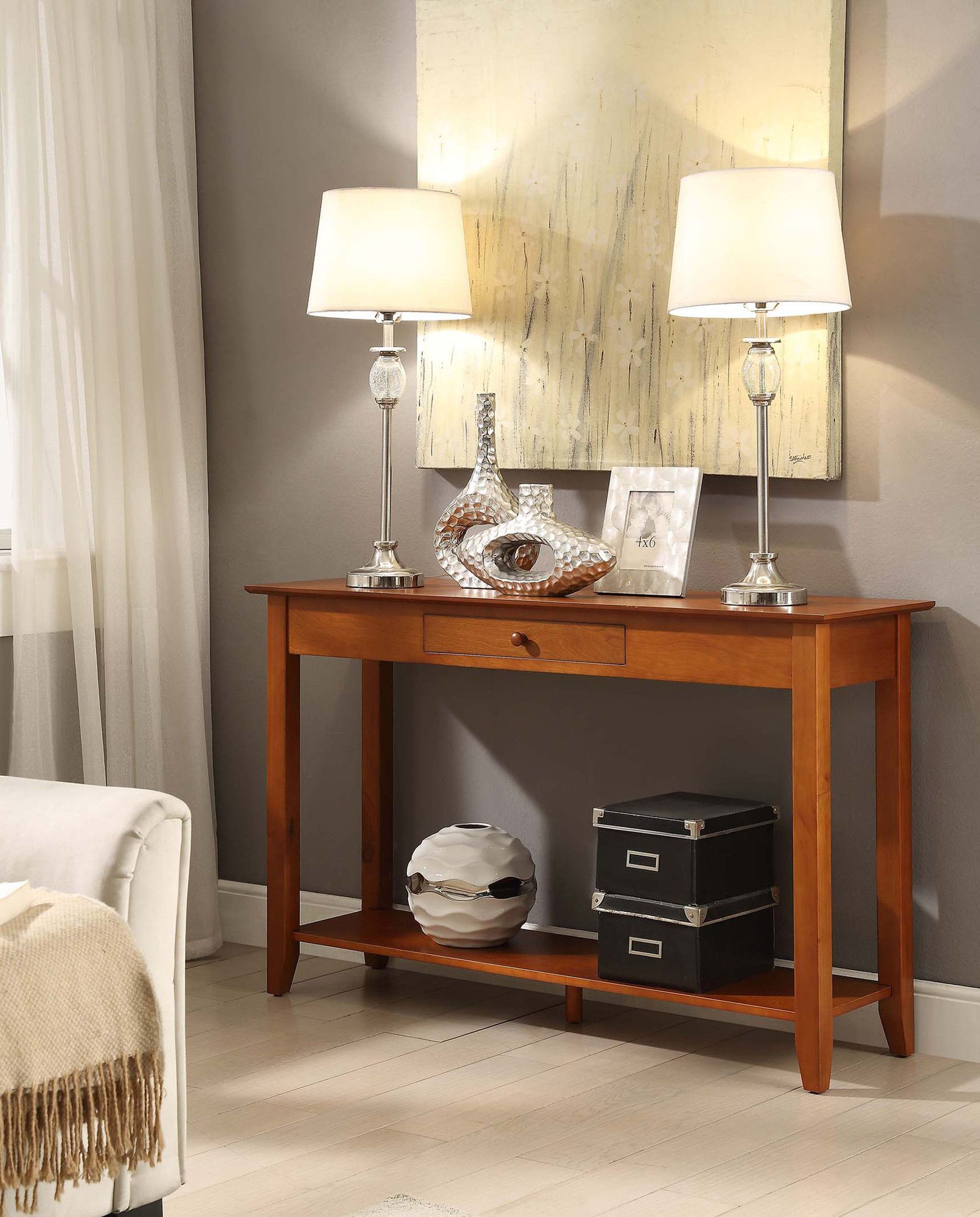 """Found it at Wayfair - American Heritage Console Table  30"""" H x 48"""" W x 15"""" D"""