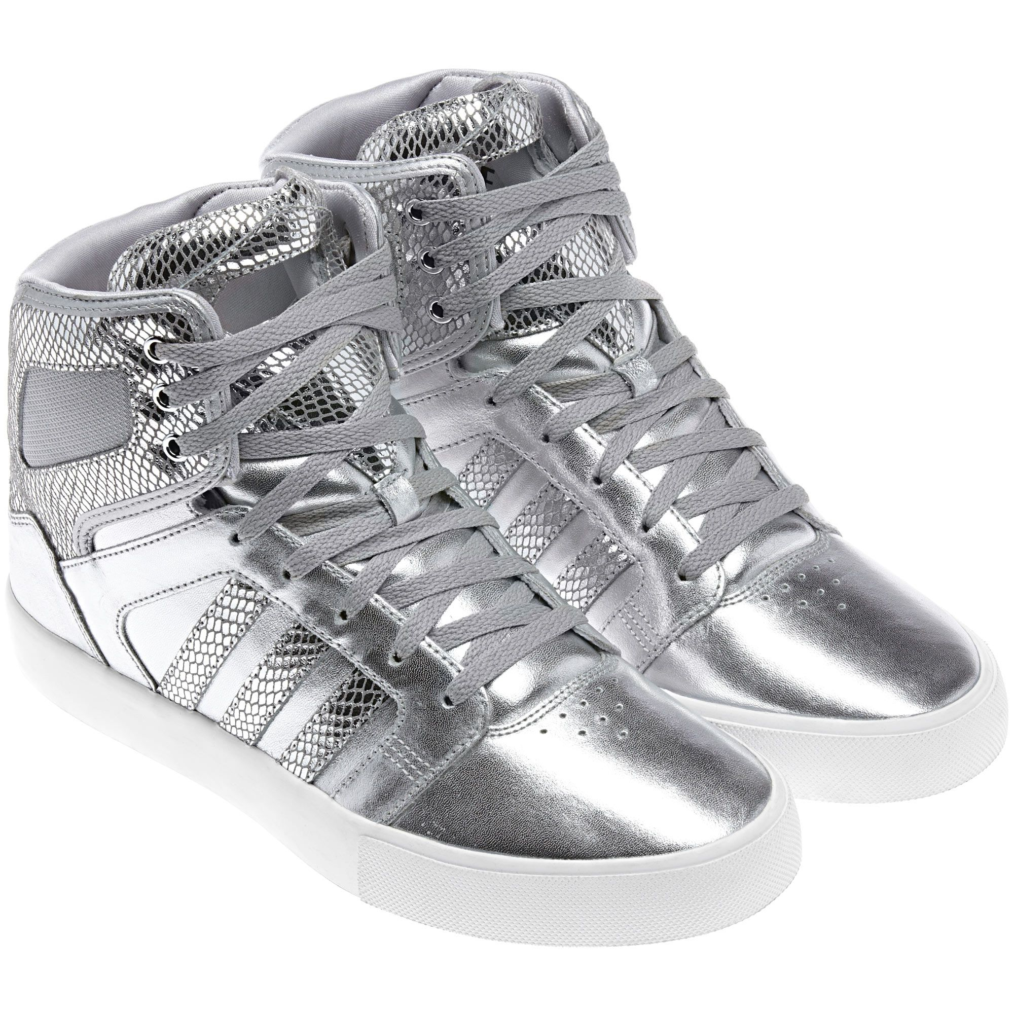 the best attitude e2584 0729e ... NavySilverScarlet Want Want Want Adidas Basketball Neo Hi Top X Shoe,  Metallic SilverWhite ...