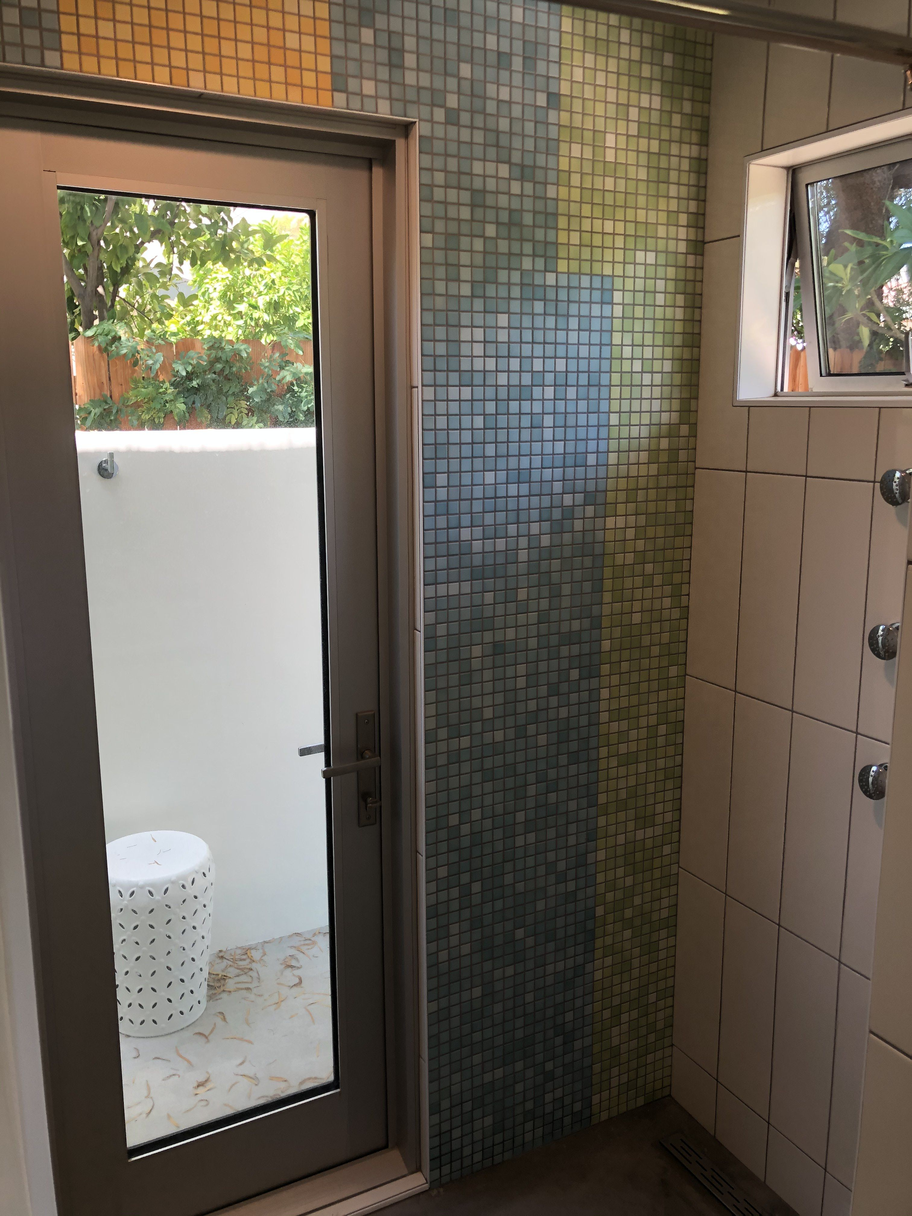 Pin By Modwalls On Home Space Bathrooms In 2020 Modern Tiles Mediterranean Mosaic Tile Modwalls