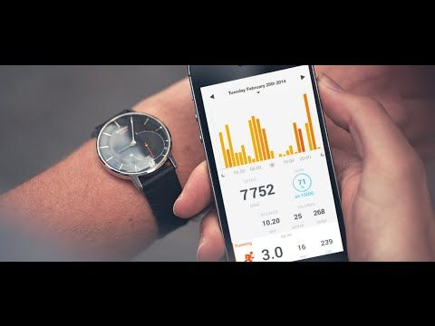 Withings Store Activity Tracker Activity Tracking Presentation