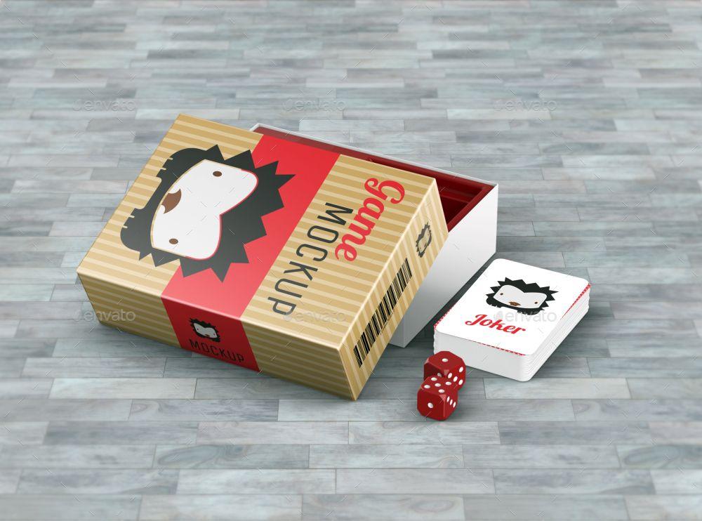 35++ Board game box mockup treatment
