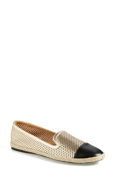 Free shipping and returns on Kendall & Kylie Madden Girl 'Poppyy' Espadrille  Flat at