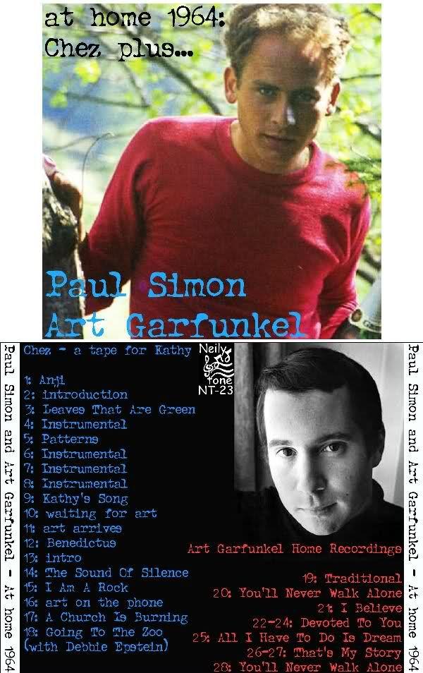 Simon & Garfunkel - 20 - di alta qualità Bootlegs 1964 al 2011