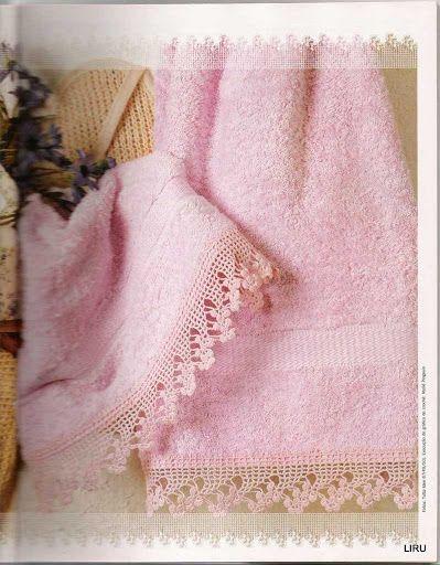 Puntillas crochet 2 - Liru labores textiles - Álbumes web de Picasa ...