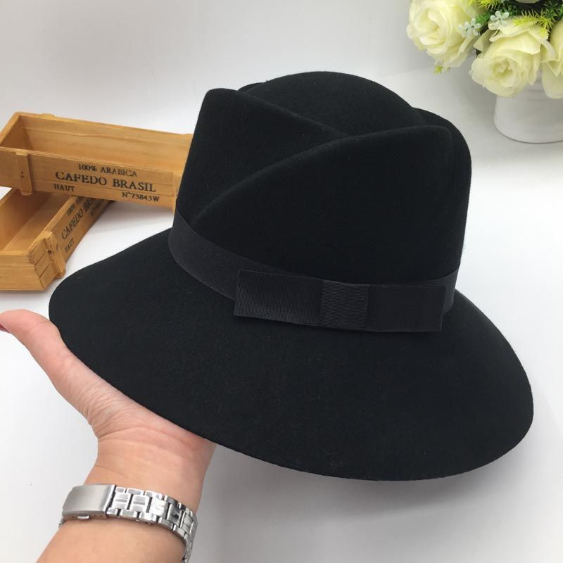 deb4bdb6a9e Hat Cloche Bucket Audrey Hepburn Wool Australian Inspiration Custom Made  Vintage  VFSAuthentic  Cloche  Casual
