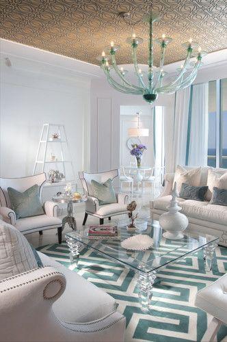 Alfombra turquesa hogar living dining room en 2018 for Alfombra verde turquesa