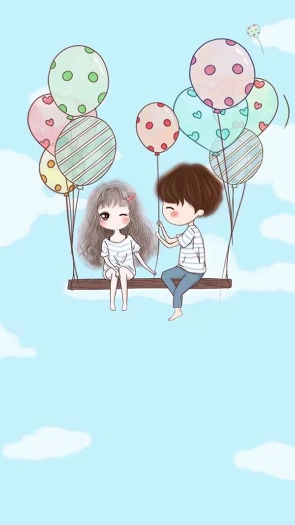 60 Cute Cartoon Couple Love Images Hd Cartoons Love Cute Couple Cartoon Cute Wallpapers