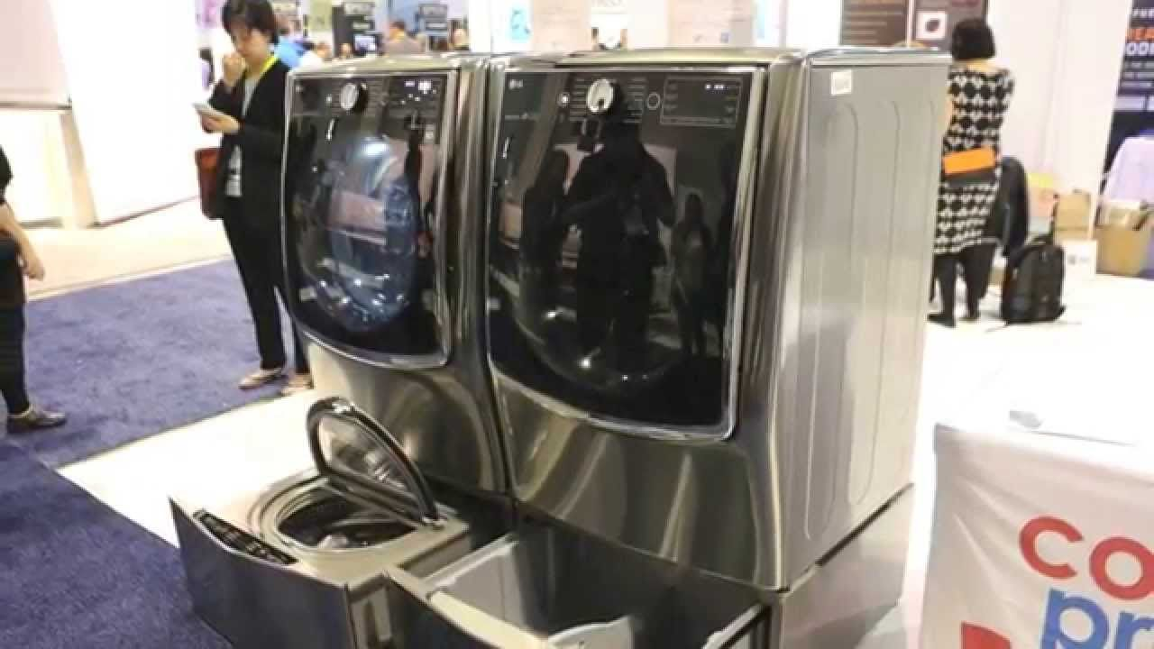 Lg twin wash system mini washer ces decoracion y