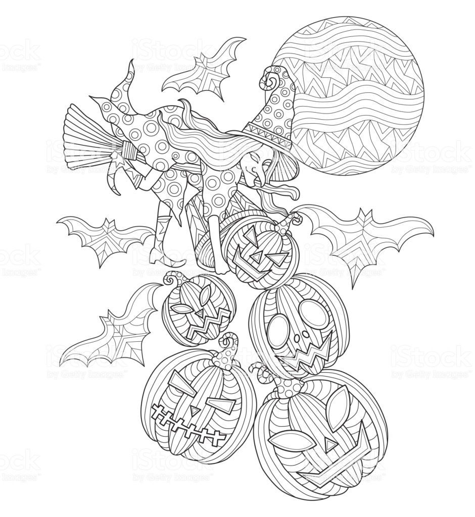 Pin by 333LoRie on Halloween Print Outs Line art vector