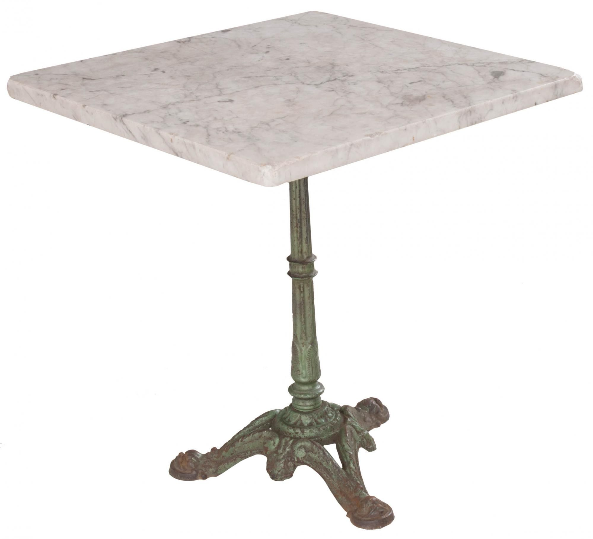 Home Square Marble Table Marble Bistro Table Bistro Table