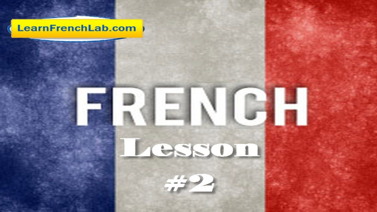 Pin by Annette Gilleron on French Video Tutorials | Learn ...