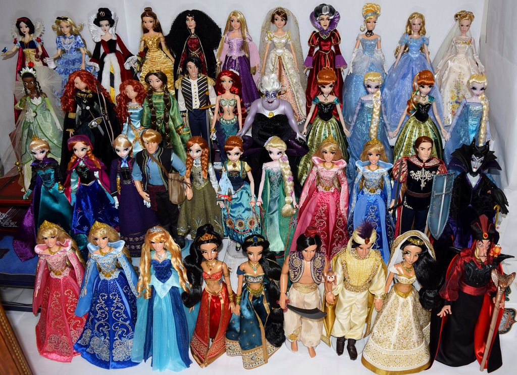 The Ancient History Of Baby Dolls Daijah Disney Barbie