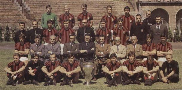 Milan Stagione 1968-69