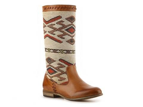 Wanted Nava Western Boot