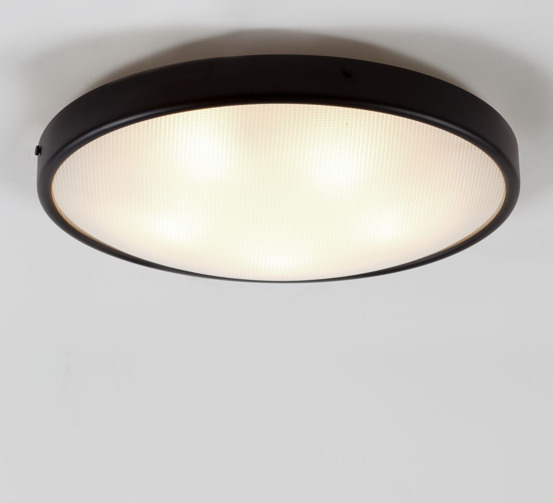 Gino sarfatti 3001 30 ceiling light arteluce 1950 sg for Sharon goldreich
