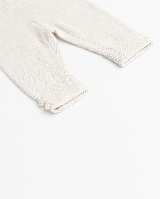 Leggings en laine de Zara