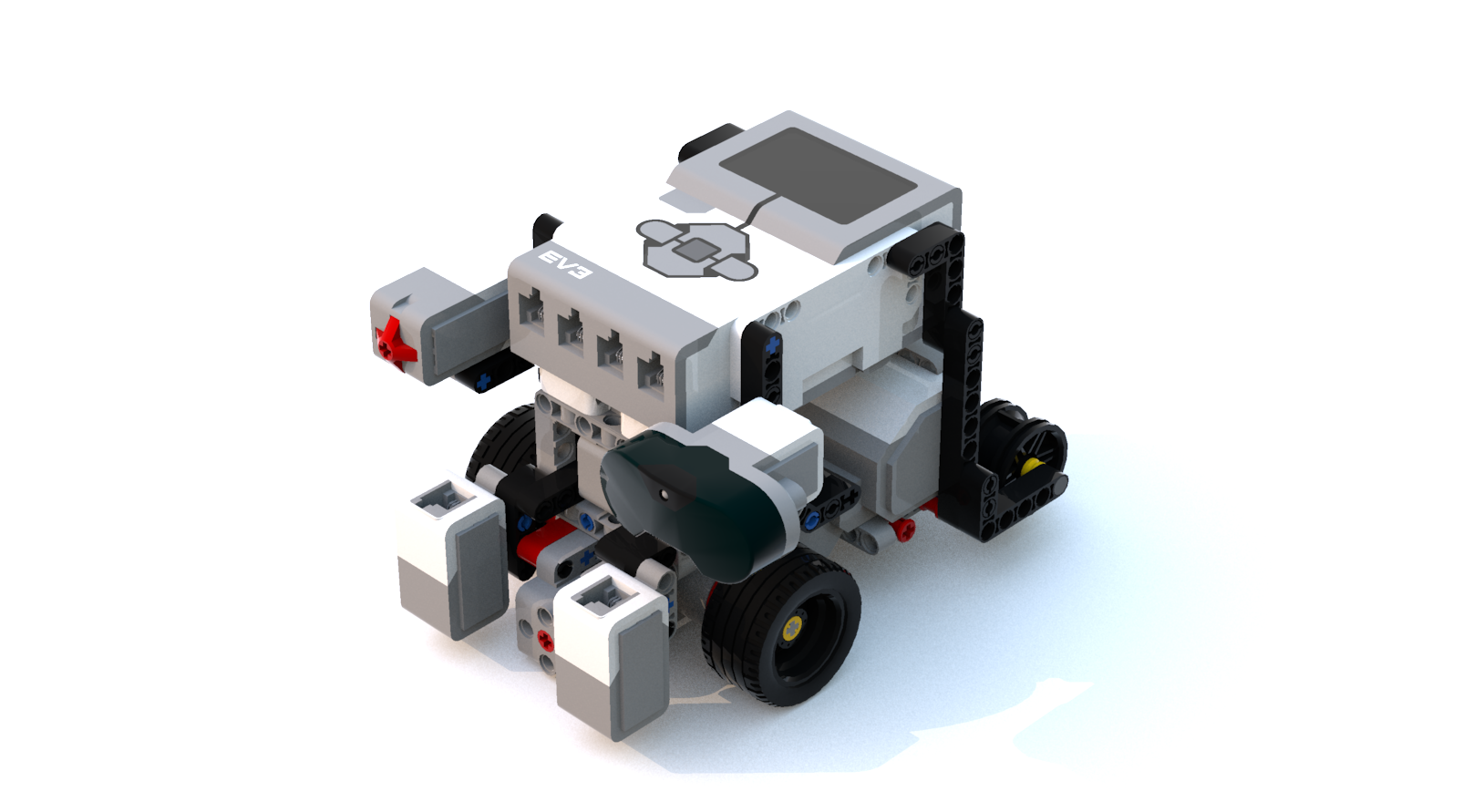 Robot Designs - Complete building instructions in PDF for different