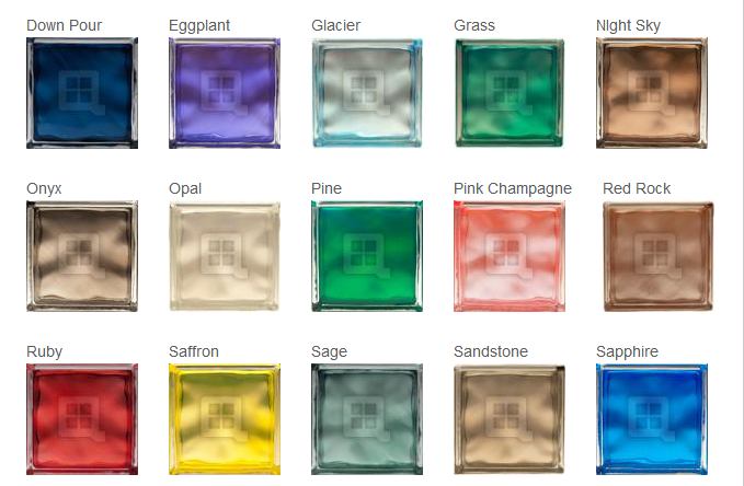 How Colored Glass Block Can Be Used To Psychologically Influence