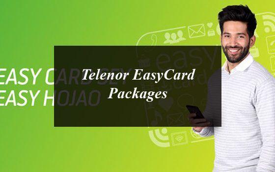 telenor easycard packages  packaging mobile phone price